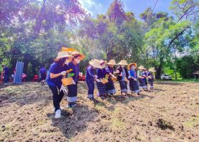 """Cultivating Communities: Pacific Seeds Thailand sponsors housewives & residents to """"grow your own."""""""